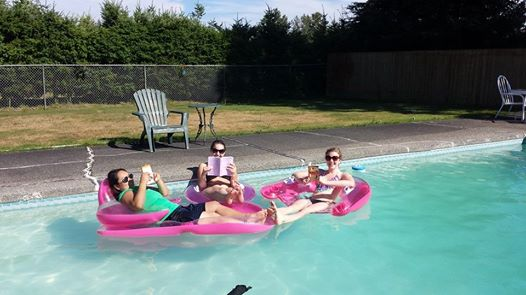 Justine S. And Friends In Tulalip, WA
